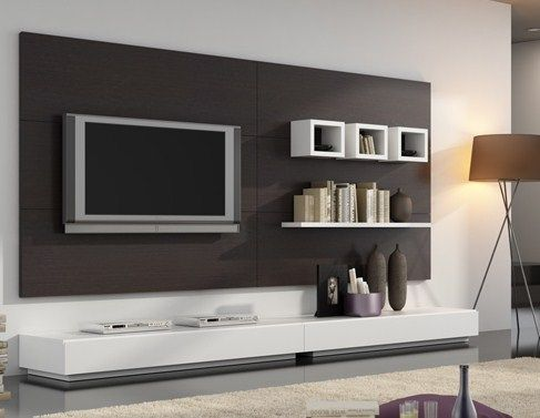for Mueble tv minimalista