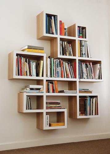 ایده خلاقانه برای کتابخانه