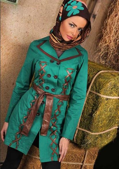 مدل مانتو برای عید 94