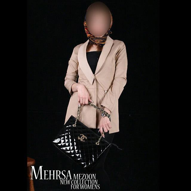 مدل مانتو 2015