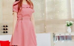 زیباترین مدل لباس کوتاه دخترانه 2015