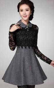 جدیدترین لباس مجلسی دخترانه 2015