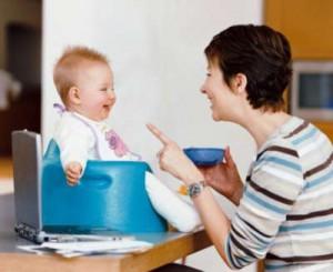 روش هایی برای صحبت با نوزادان