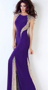 مدل های لباس مجلسی بلند تابستان 2015