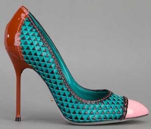 کلکسیون کفش های پوست ماری زنانه