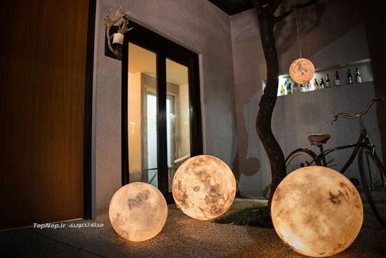لامپ ماه