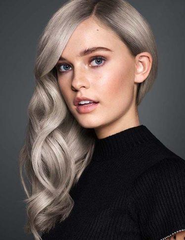 رنگ موهای مناسب زمستان