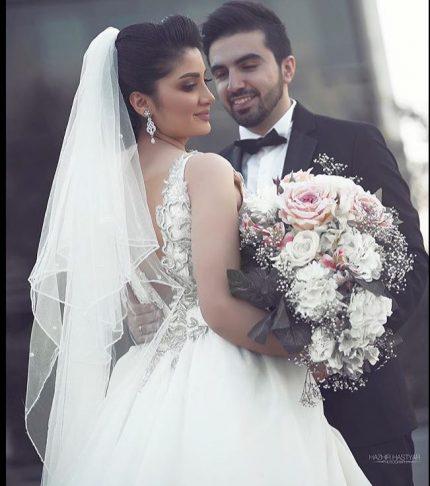 دانلود مدل عکس عروس و داماد جدید