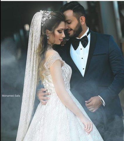 مدل عکس گرفتن عروس و داماد در اتلیه