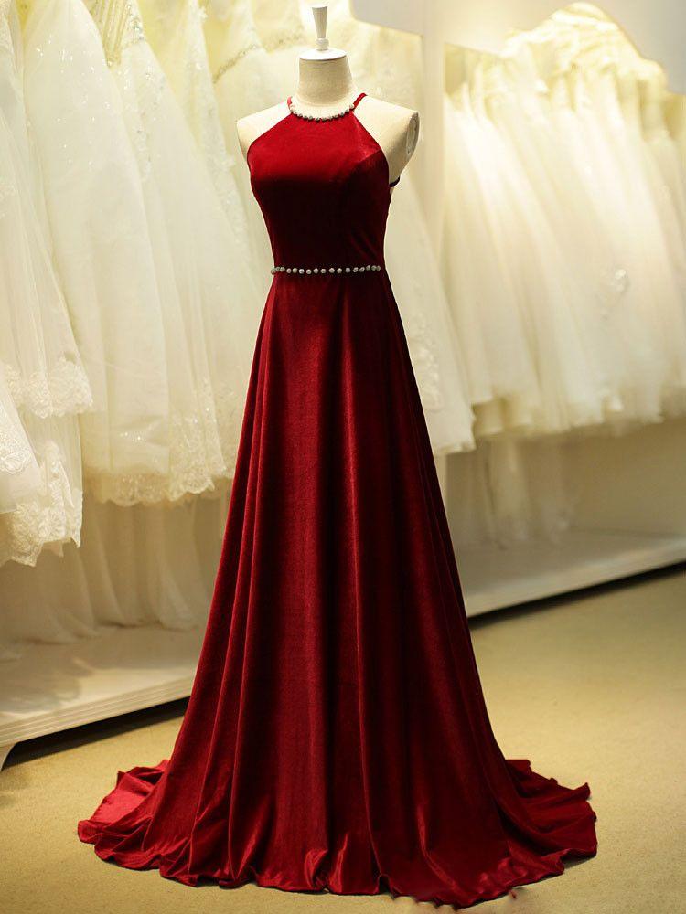 لباس شب مخمل