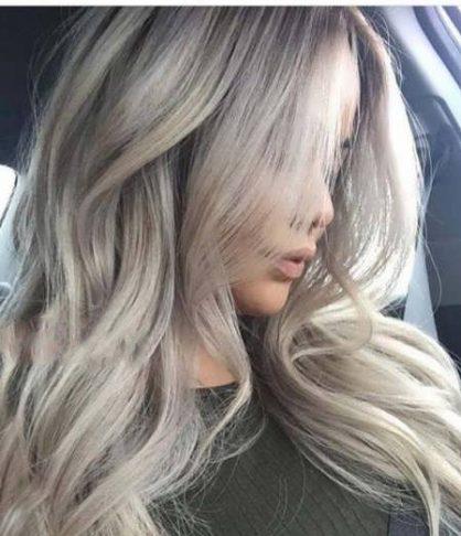 ترکیب رنگ مو دودی