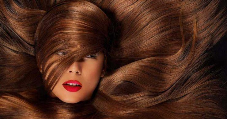 خشک شدن موها بعد از رنگ مو