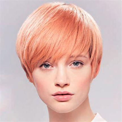 ترکیب رنگ مو هلویی