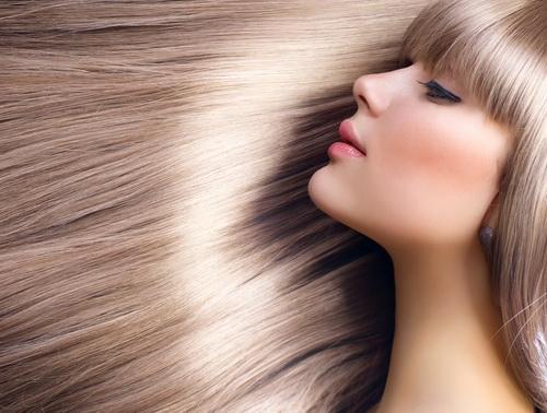 دکلره کردن موهای سفید