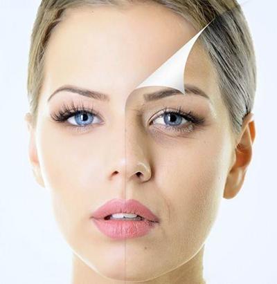 شفاف شدن پوست