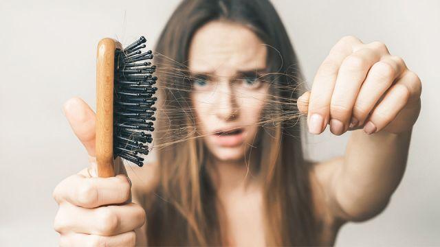 جوشانده نعنا برای ریزش مو