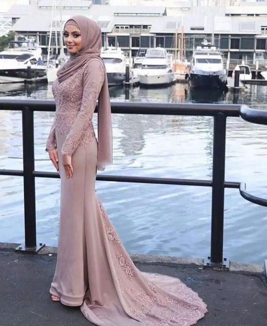 مدل لباس مجلسی کوتاه پوشیده جدید 2016