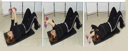 حرکات ورزشی برای افتادگی سینه