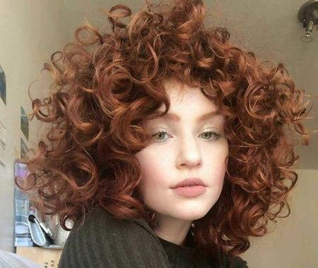 حالت دادن موهای فر