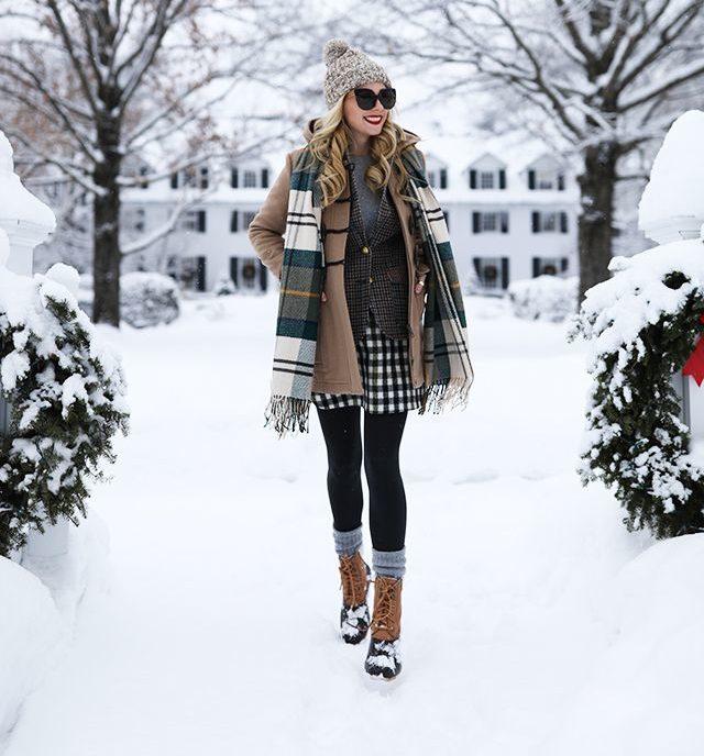 چگونه یک استایل زمستانی شیک داشته باشیم؟ + جدیدترین مدلها