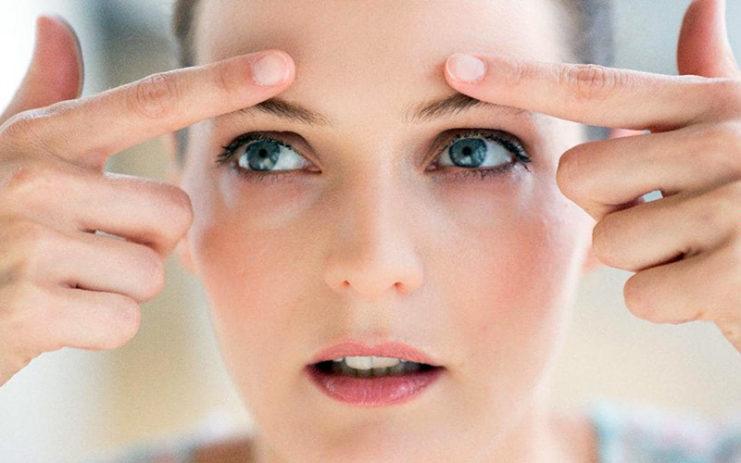 ورزش عضلات صورت