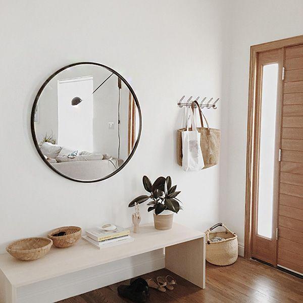 استفاده از آینه در دکوراسیون داخلی