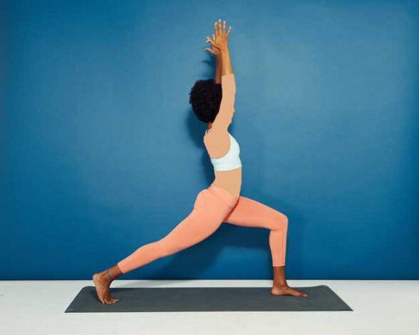 حرکات ساده یوگا برای مبتدی ها
